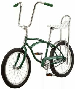 Schwinn Green StingRay Vintage Retro Classic Cruiser BIKE Ba