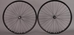 H Plus Son Archetype Black Rims Shimano 7000 Road Bike Wheel