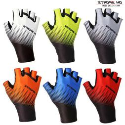 Half Finger Cycling Gloves MTB Road Bike Bicycle Mitts Finge