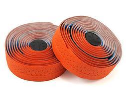 Fizik Performance Handlebar Bar Tape Orange 3mm Thick