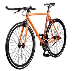 Havana Single Speed Fixed Gear Road Bike Size: Large 60cm -
