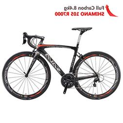 SAVADECK Herd 6.0 T800 Carbon Fiber 700C Road Bike Shimano 1