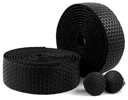MARQUE Hex Grip Bar Tape - Road Bike Handlebar Tape 2PCS per