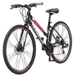 Hybrid Bike 700c wheels Schwin Kempo 21 Speeds Womens Frame