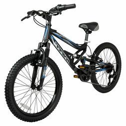 "20"" Hyper Shocker Boys' Bike Kids Bicycle Shimano steel susp"