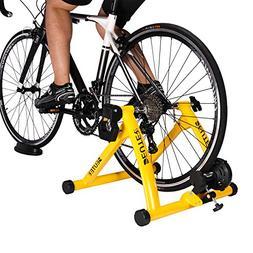 Deuter Indoor Bike Trainer, Portable Bicycle Magnetic Resist