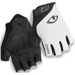 Giro Jag Cycling Glove - Men's White Medium