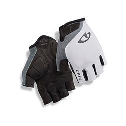 Giro Jag'Ette Womens Cycling Gloves White/Titanium Medium