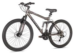 Takara Jiro Dual-Suspension Disc Brake Mountain Bike, 27.5-I