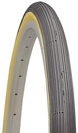 Kenda K23-S6 Street Wire Bead Bicycle Tire, Gumwall, 26-Inch