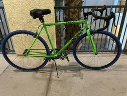 kabuto fixie road bike