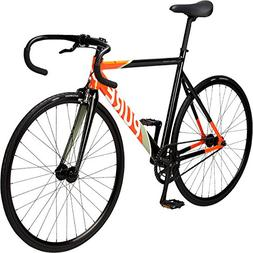 Pure Cycles Keirin Pro Ultra-Light Alloy Complete Track Bike