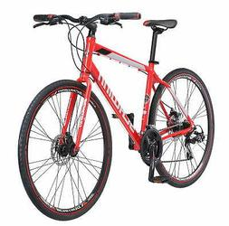 Schwinn Kempo Hybrid Bike Bicycle 700c wheels 21 speeds mens
