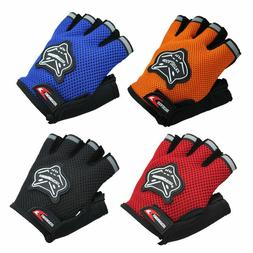 Kids Child Road MTB Bike Bicycle Cycling Gloves Boy Girls Sp
