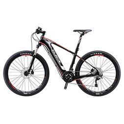 SAVADECK Knight 9.0 Carbon Fiber e bike 27.5 inch Electric M