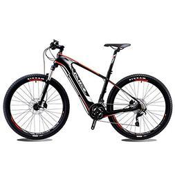 SAVADECK Knight 9.0 Carbon Fiber e bike 27.5 inch Electric M