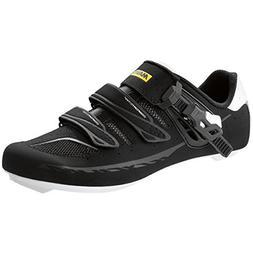 Mavic Ksyrium Elite II Shoes - Women's Black/White, US 10.5/