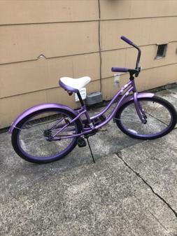 "Kulana 24"" Girls Bicycle New Assembled With Manual."
