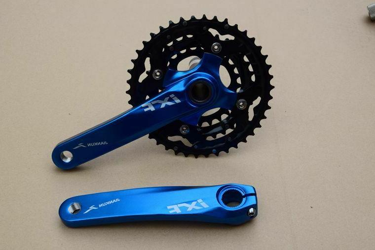 IXF 170mm Triple Bike Chainring Crank