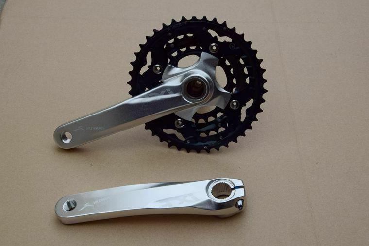 IXF 104/64bcd Triple MTB Road Bike Chainring
