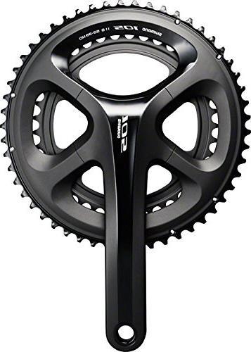 105 double road bicycle crank