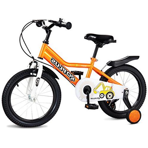 16 bike freestyle bicycle