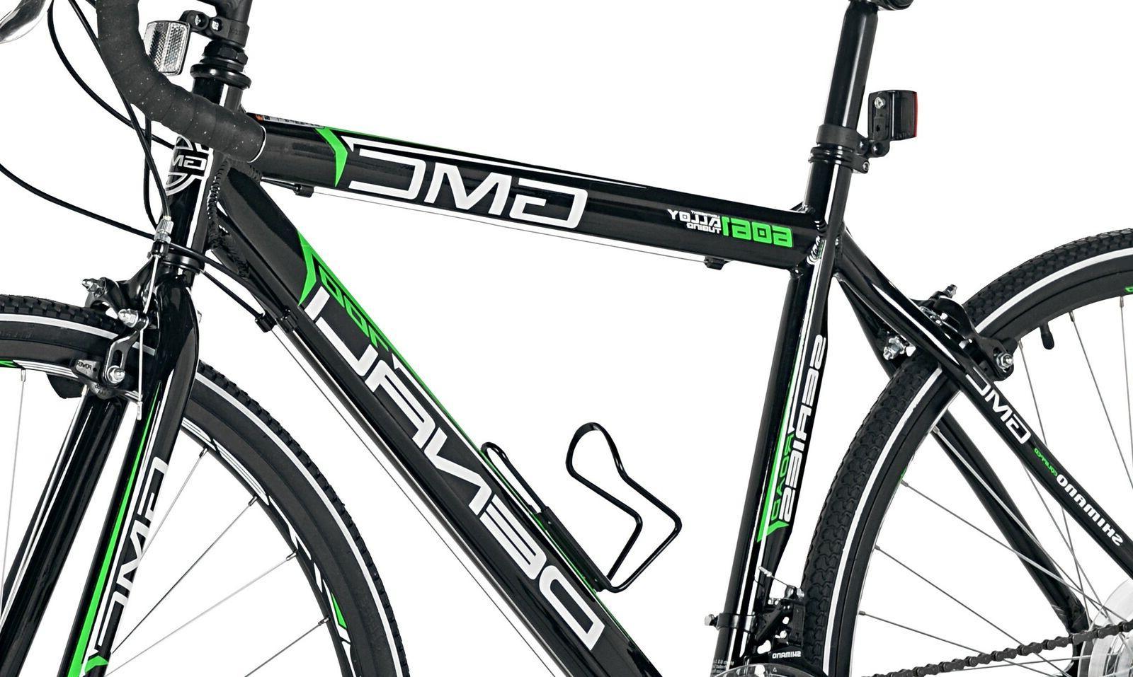 GMC Denali Road Bike, Black/Green 2 SHIPPING**