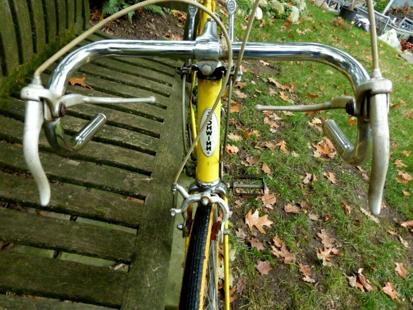 "1973 VARSITY Vintage Touring Bike. 24"" KOOL"