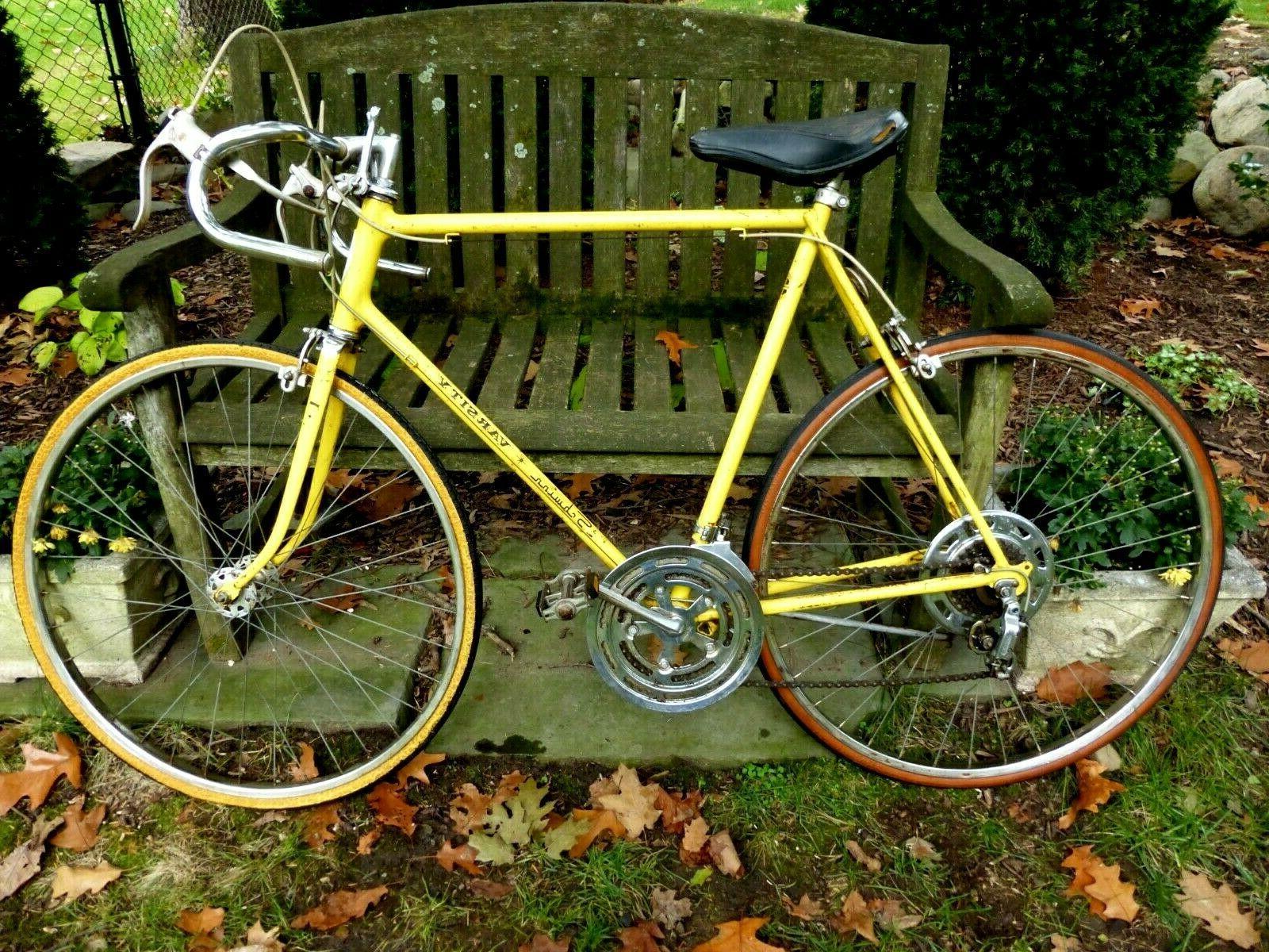 1973 varsity sport vintage touring road bike