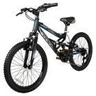 20 Mtb Children's Cycling Shimano Fully Mountain Bike 7Gang
