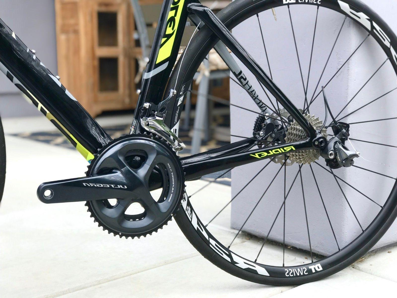 2017 Disc Ultegra Full Top-Class Aero Road Bike DEMO