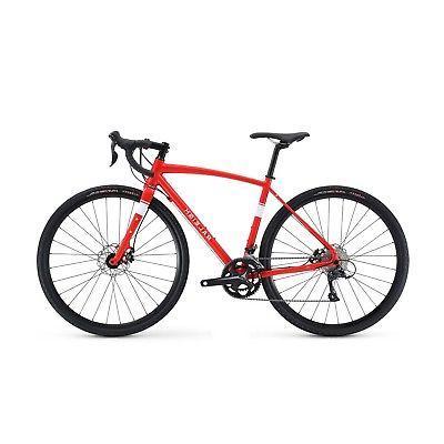 Raleigh 2018 Amelia 2 Women's Adventure Road Bike 52cm Red