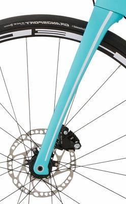 Diamondback 2018 5 Carbon Road Bike Blue