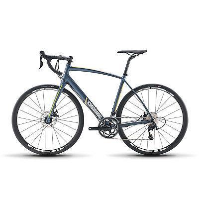 Diamondback 2018 Century 3 Road Bike 54cm Blue