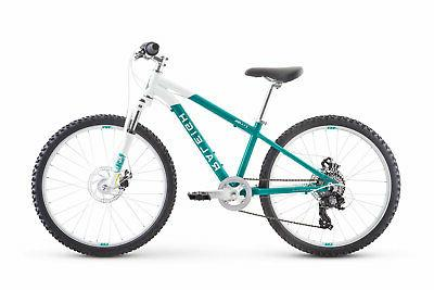 2018 eva 24 youth road bike teal