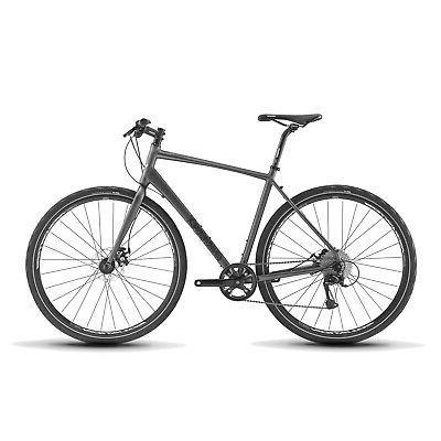 2018 haanjo 1 adventure road bike silver