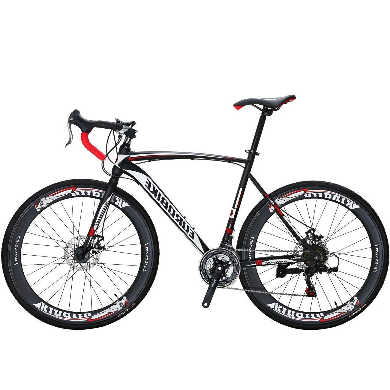 Road Shimano Disc Brake Bicyle Bikes Cycling 54cm 700C Styles