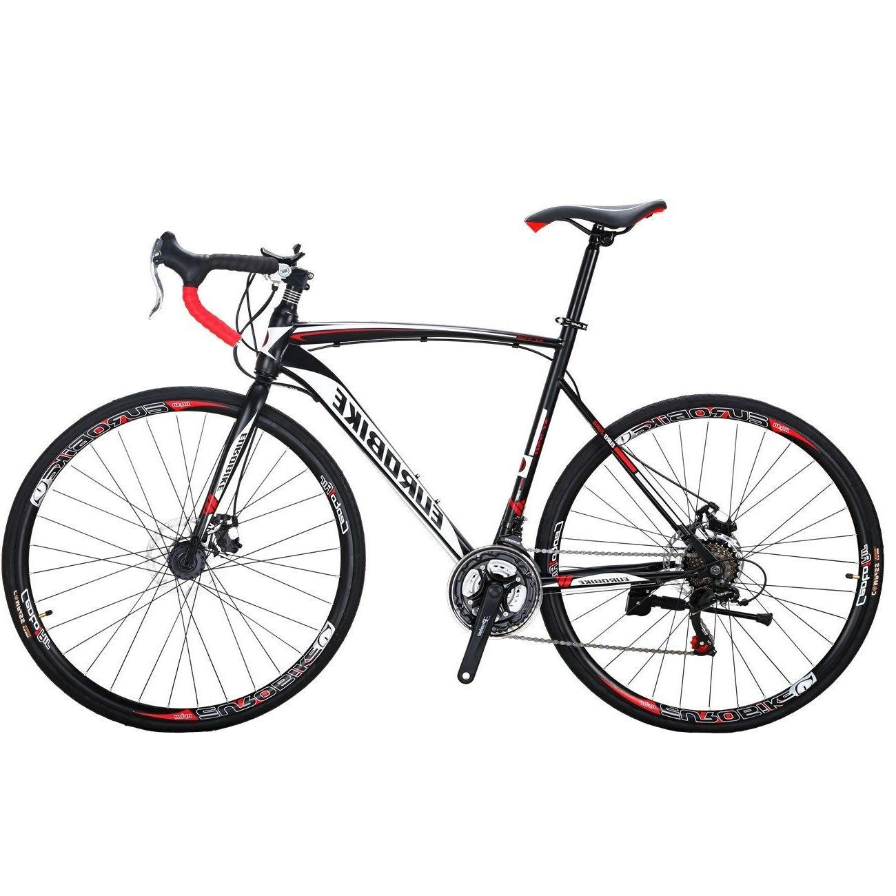 Road Bike Shimano Brake Bicyle Cycling 54cm 3 Styles