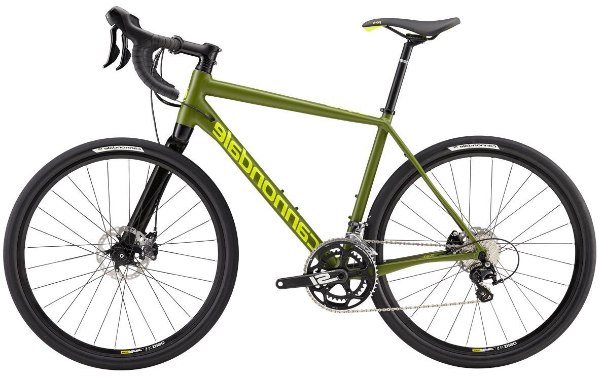 2018 slate 105 gravel road bike size
