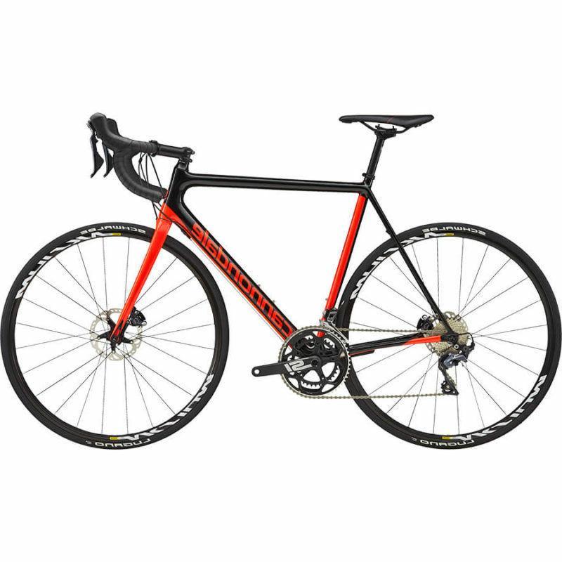 2018 supersix evo disc ultegra road bike