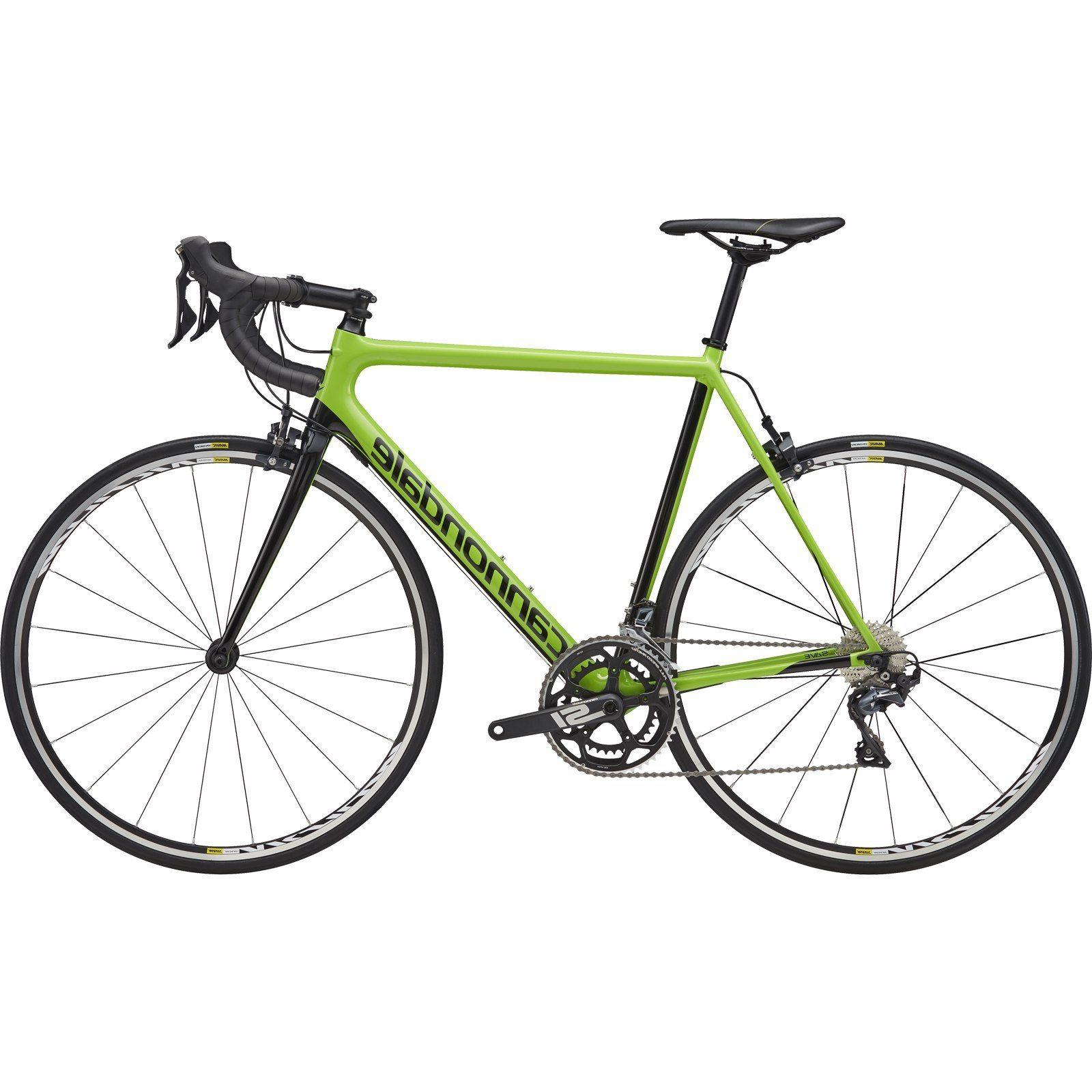 2018 Cannondale SUPERSIX EVO Ultegra Carbon Road Bike 60cm