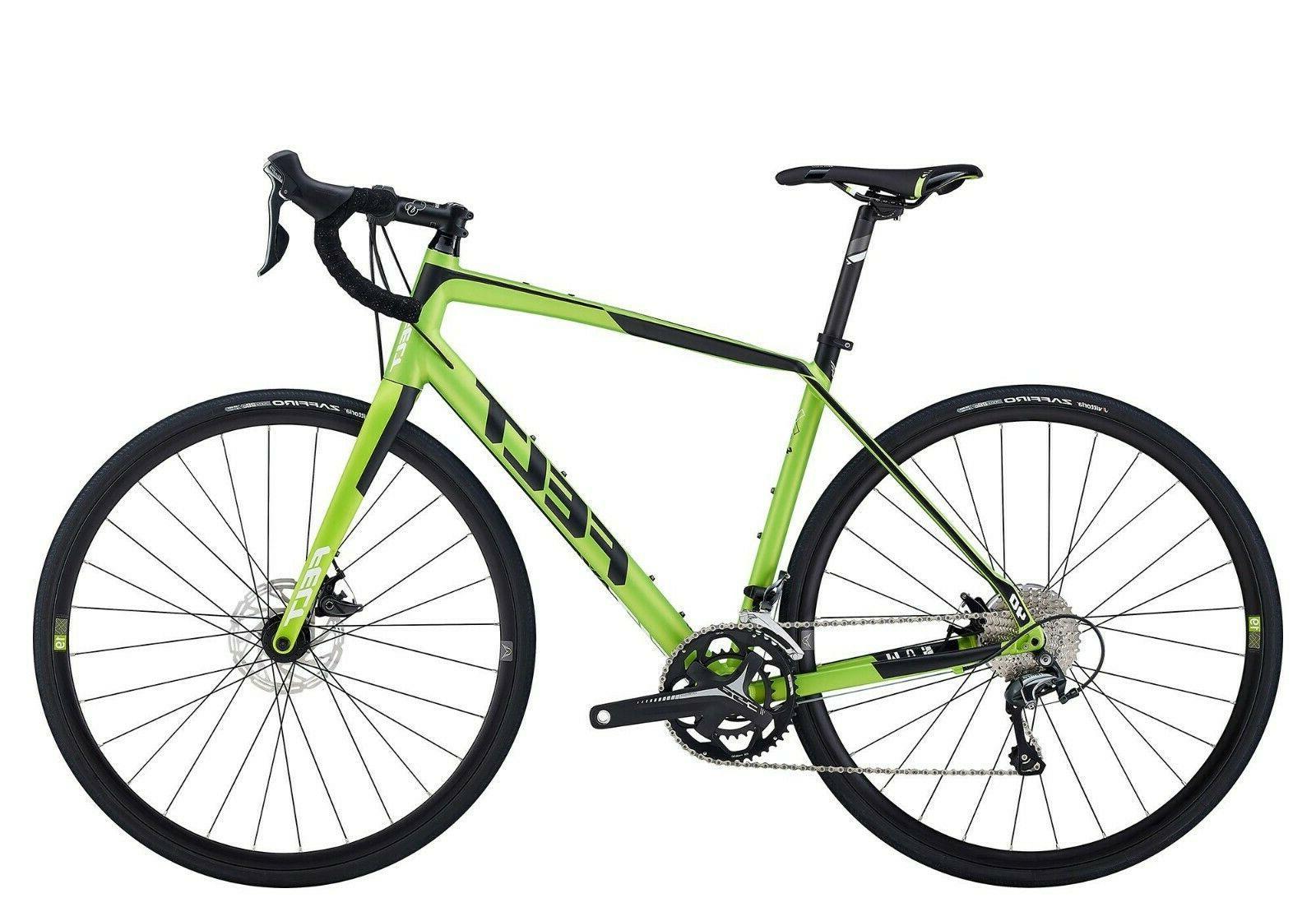 2018 vr40 aluminum tiagra disc road bike