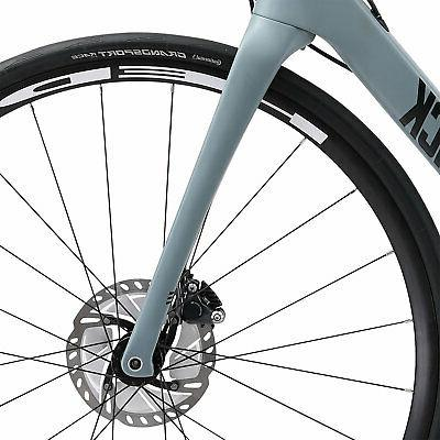 Diamondback Carbon Road Bike Grey