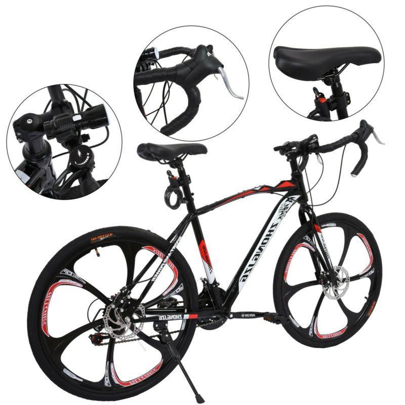 Road Full Speed Bicycle Daul Brakes 700C