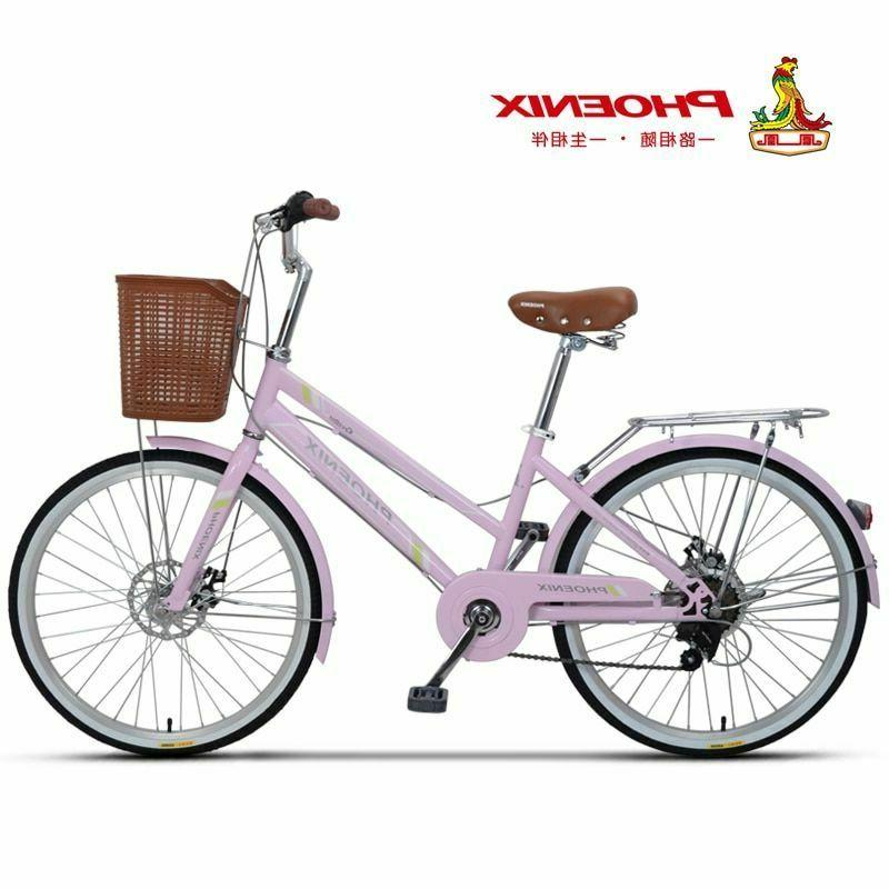 24-26'' Women Road Bikes Retro Bike Bicycle Aluminnium