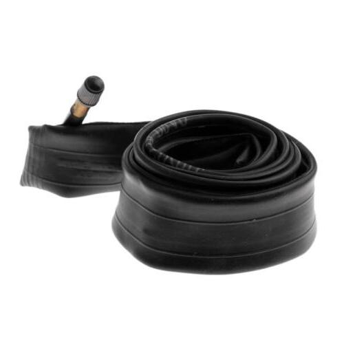 24 Inch Inner Bicycle Tube Rubber Tubes 24 x 1.5/1.75 Road B