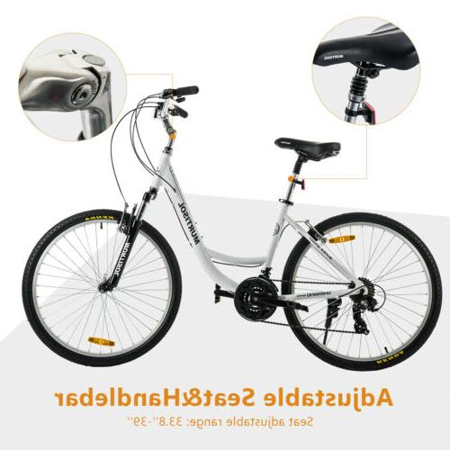 "26"" Aluminum Bike Bicycle"