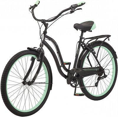26 fairhaven women s cruiser bike black