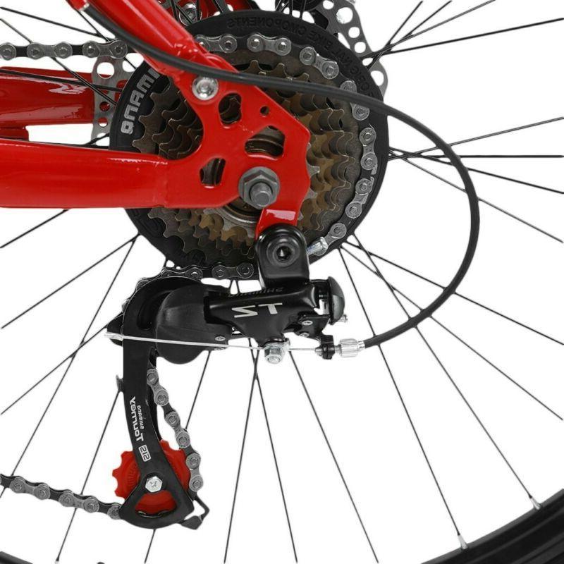 26inch Bike 21 Speed Bicycle Suspension MTB Bikes