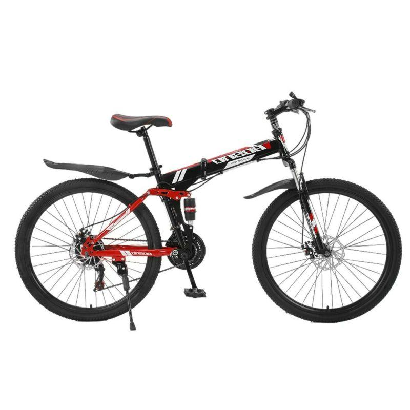 26inch Mountain 21 Speed Bicycle Suspension Bikes